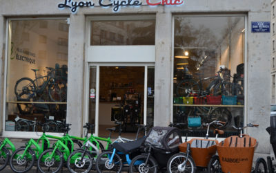 Lyon Cycle Chic