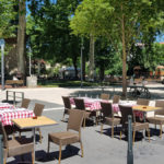 brasserie saint augustin terrasse place carnot lyon 2 perrache