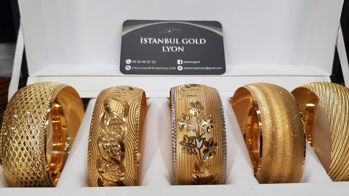 Oro En Turca Estambul Saint Fons mcalyon Joyería E2eWD9IYH